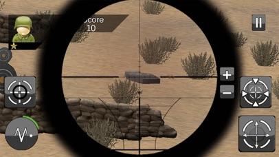 אפליקציית Real Sniper Training Day Action in Shooting Range