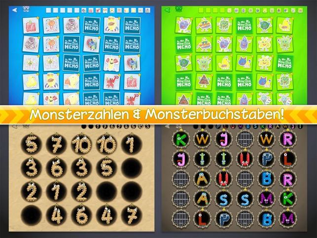 MoMoMonster Memo Screenshot