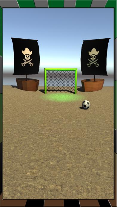 USA Beach Football Flick Penalty Shooter Superstar screenshot one