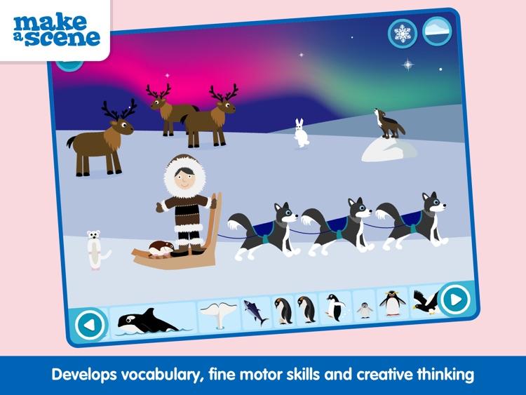 Make A Scene: Polar Adventure