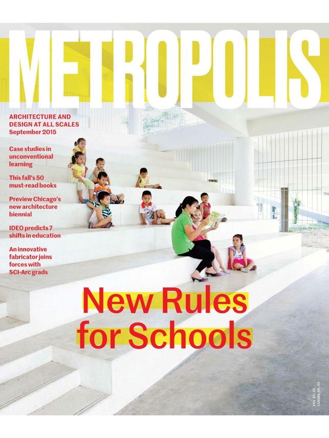 Metropolis Mag on the App Store