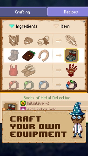 ‎Knights of Pen & Paper 2 Screenshot