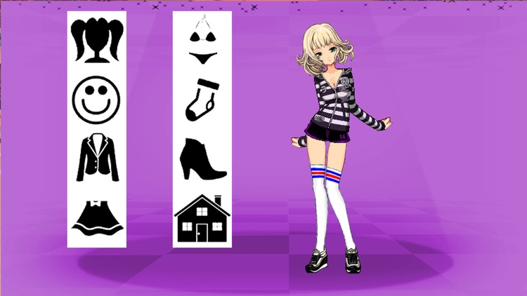 Dress Up ( game for girls) screenshot-3