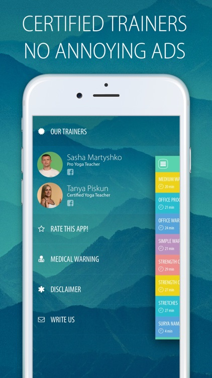 Yoga Handy — Personal Trainer for Beginners Free