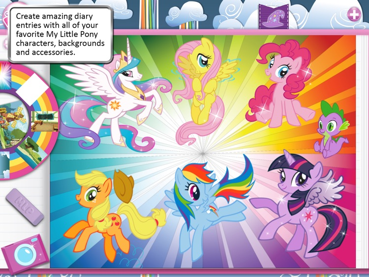 My Little Pony Diary screenshot-3