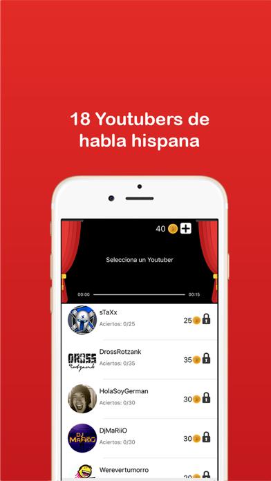YouQuiz - Preguntas de youtubers - Trivial Quiz screenshot three