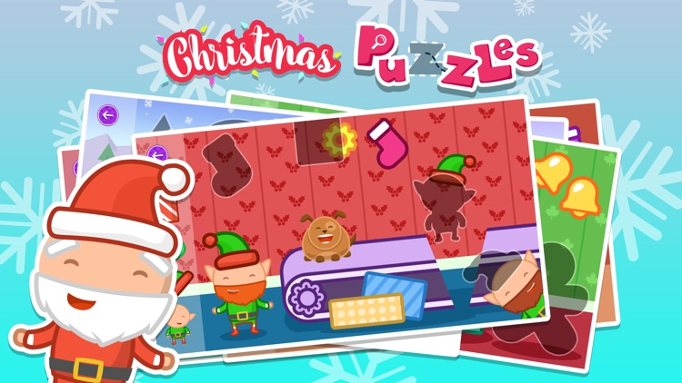 Wee Christmas Puzzles screenshot-0