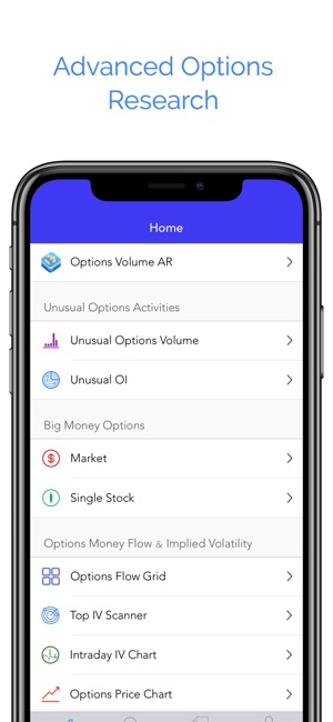 Options Volume with AR on the App Store
