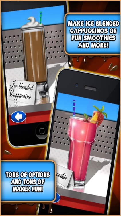 Coffee Shop Maker Game screenshot-1