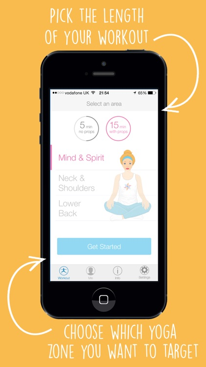 WellMama Postnatal Yoga PRO screenshot-0