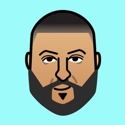 MOJI TALK Stickers by DJ Khaled