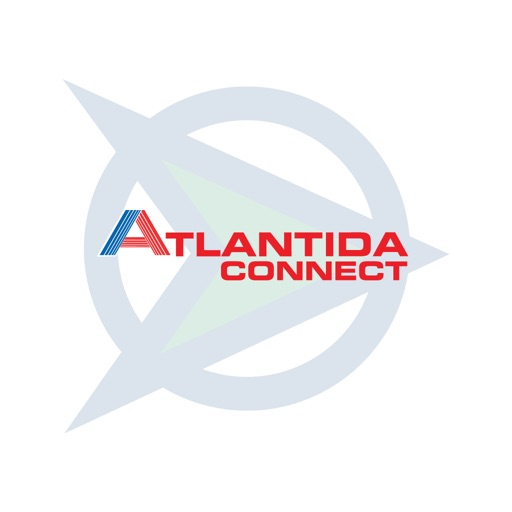 Atlantida Connect Money Transfers app logo
