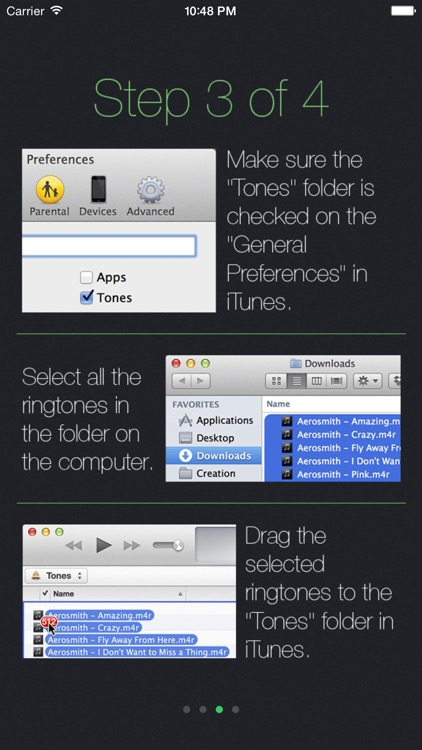 Ringtones for iPhone - Ringtone Maker from Music screenshot-2
