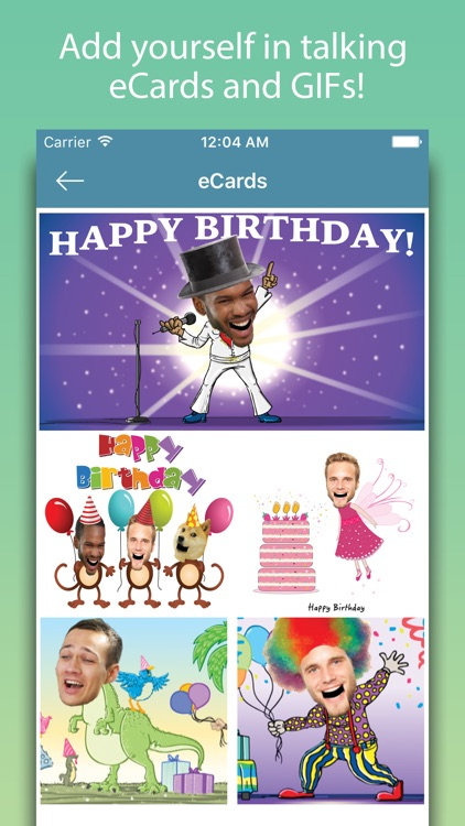 Birthday Cards - Happy Birthday Greetings & Frames