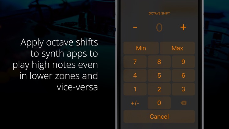 Midiflow Splitter (Audiobus) screenshot-4