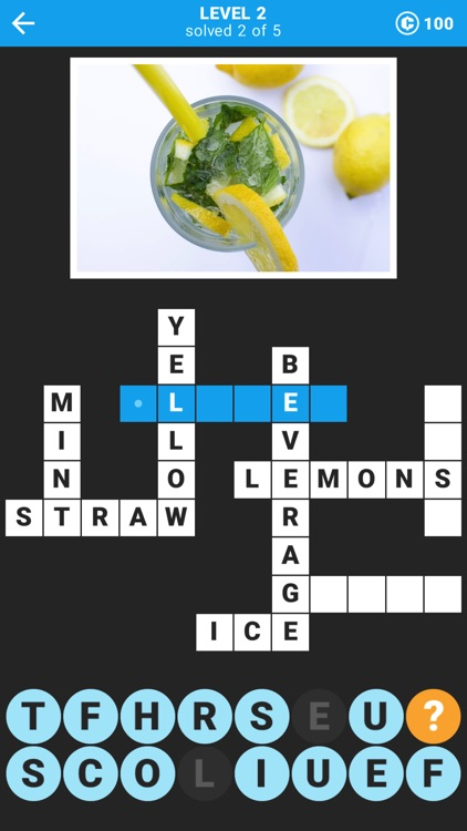 Mom's Crossword with Pictures screenshot-3