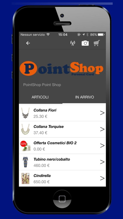 FindShop - Personal shopper Proximity Marketing