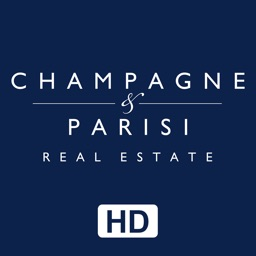 Champagne & Parisi Real Estate for iPad