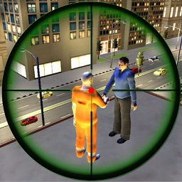 Police Sniper Assassin Shooter - Elite killer