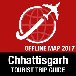 Chhattisgarh Tourist Guide + Offline Map