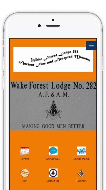 Wake Forest Lodge 282