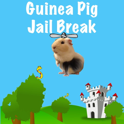 Guinea Pig Jail Break iOS App