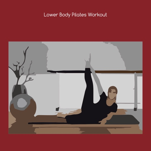 Lower body pilates workout