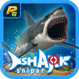 Great White Shark Sniper Hunter-Hungry Fish Attack