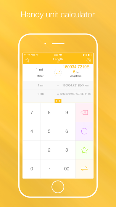 Unit Converter- Metric Units Conversion Calculator | App Price Drops