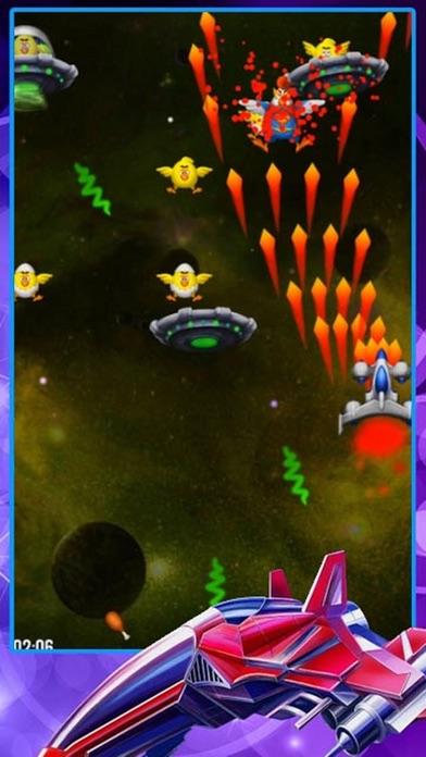 Ship Fighter Chicken screenshot 2