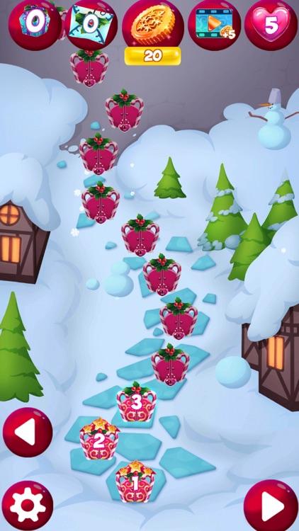 Santa Christmas Match 3 Puzzle screenshot-3