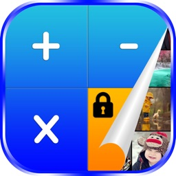 Calculator Plus! HiCalculator Hide Private Photos