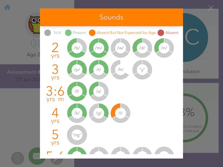 Speech Sound Assessment App for EYPs screenshot-3