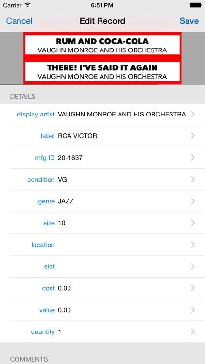 My Vinyl for Jukebox Owners screenshot-4
