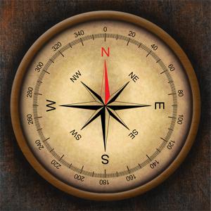 Compass for iPhone, iPad Navigation app