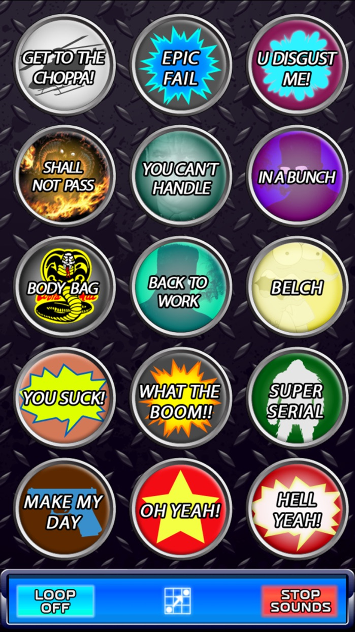 Super Sound Box - 100 Sound Effects! Screenshot