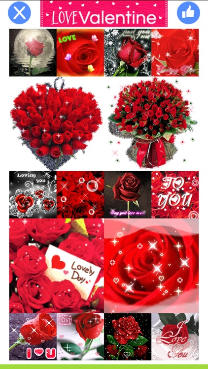 LoveValentine - Stickers for Messenger & WhatsApp screenshot-2