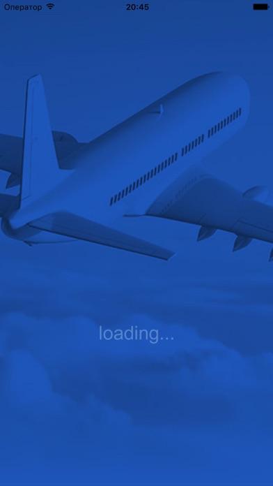 Tracker For Korean Air Pro screenshot one