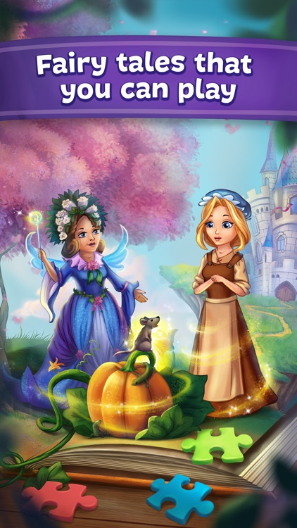 Fairy Tales ~ Interactive Bedtime Stories for Kids