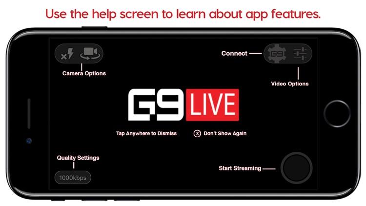 G9 Live™