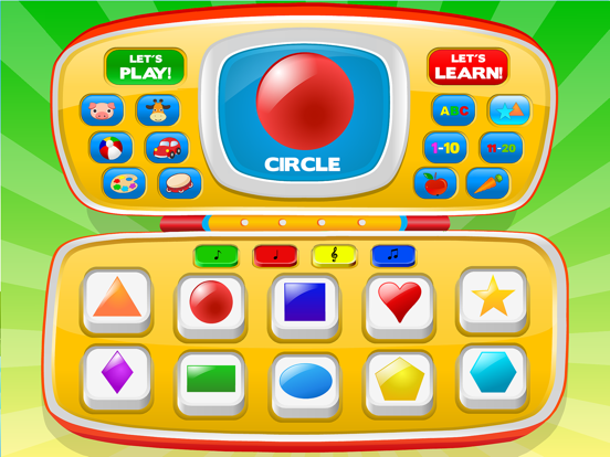 Baby learning: Toddler games for 1 2 3 4 year olds screenshot 7