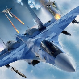 US Army Air Force Dog Fight Combat: 3D Flying Game
