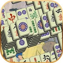 Mahjong Shanghai Solitaire.