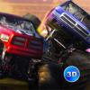 Monster Truck Derby: Bigfoot Arena Full