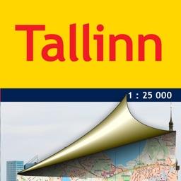 Tallinn. City plan.