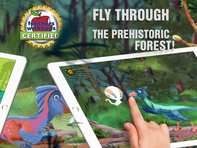 Ginkgo Dino: Dinosaurs World Game for Children Screenshot