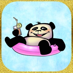 Классный Панда - прикольные стикеры для сообщений