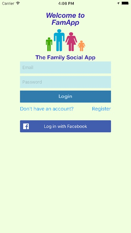 FamApp - The Family Social App