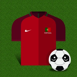 Football Emojis — Team Portugal