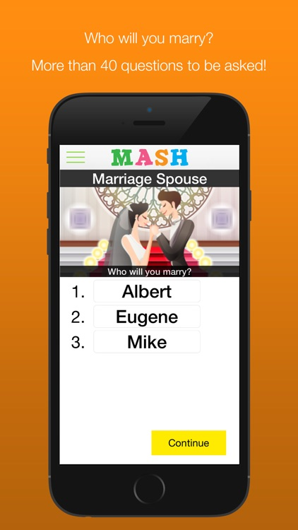 MASH Touch screenshot-1